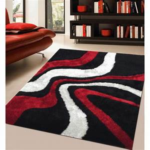 Ultimate classic for your room black and white rugs for Inspiration ideas for black and white rug