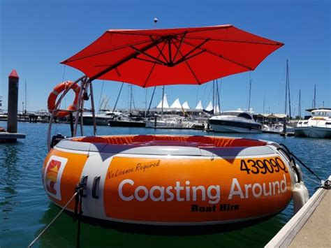 Round A Boat Gold Coast by Coasting Around Boat Hire You Must Try This On The Gold