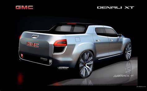 gmc denali xt concept car  catalog