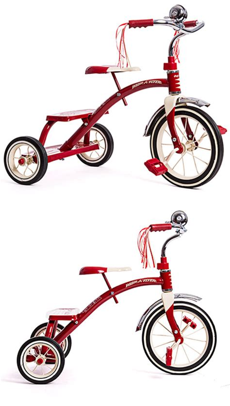 Radio Flyer Dual Deck Tricycle Australia by Catch Au Radio Flyer Classic Dual Deck Tricycle