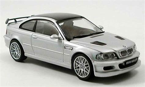 bmw m3 e46 kaufen bmw m3 e46 gtr grau strassenversion kyosho modellauto 1 43