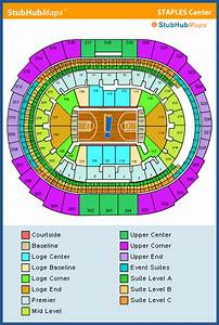 Kings Arena Seating Chart Staples Center Seating Chart Pictures Directions And