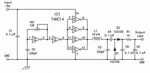 Elec  30v Power Supply With  5v Circuit Diagram