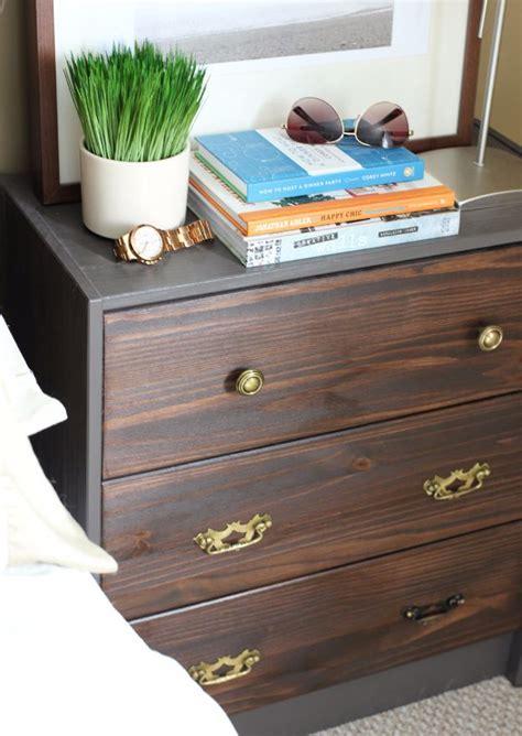 Ikea Rast Nightstand Hack by 35 Gorgeous Diy Nightstands For Your Bedroom