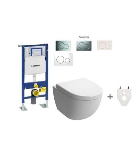 wc suspendu geberit pack wc suspendu geberit daily o 2 geberit pour sanitaires