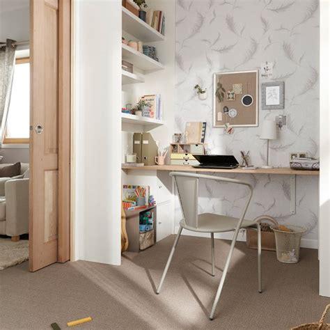 bureau leroy merlin bureau gain de place maison