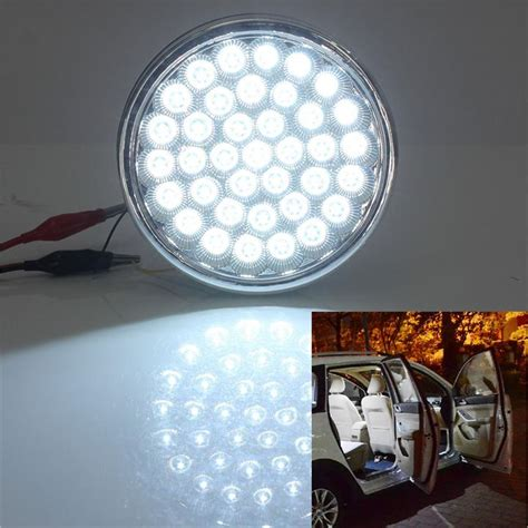 Overhead Interior Car Lights by White 37 Led Car Truck Auto Interio End 4 15 2018 12 15 Pm
