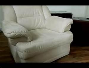 Weißes Kunstleder Reinigen Hausmittel : video polster reinigen mit rasierschaum so geht 39 s ~ Watch28wear.com Haus und Dekorationen