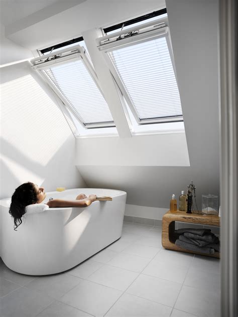 velux integra roof windows remote controlled