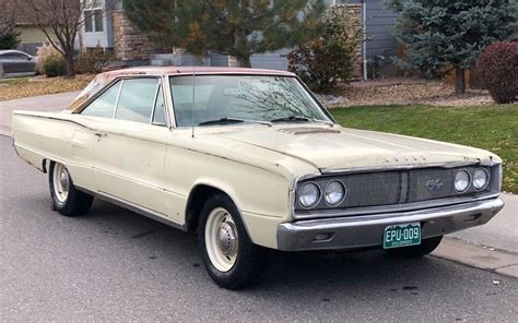 1967 Dodge Coronet R T by 1967 Dodge Coronet R T Four Speed Project