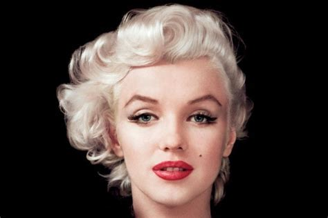 Marilyn Monroe Sexy Hair Ads Bring Actress Back To Life