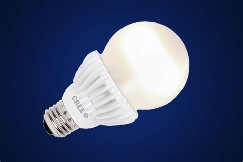 cree introduces 100 w 1600 lm led replacement bulb