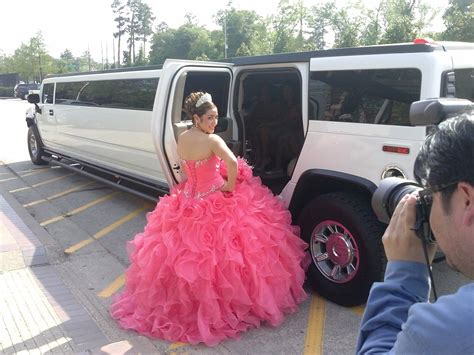 Quinceanera Limos by Quinceanera Limo Service Limo Service Houston Limousines