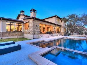 Hill Country Contemporary in Belvedere - Zbranek And Holt
