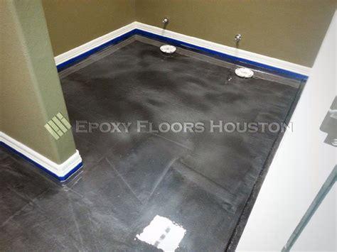 Metallic Epoxy Floor Houston by Cost Of Epoxy Commercial Epoxy Flooring Pricing In Houston