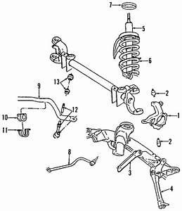 Suspension Components For 1998 Dodge Ram 3500