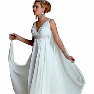 Cheap Wedding Dresses Greek Goddess - Discount Wedding Dresses