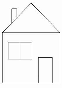 Haus Strichzeichnung Einfach : ausmalbilder ~ Watch28wear.com Haus und Dekorationen
