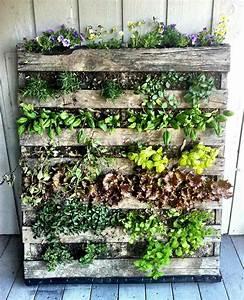 Mur De Fleurs : un jardin ou un potager vertical l 39 int rieur ou l 39 ext rieur moving tahiti ~ Farleysfitness.com Idées de Décoration