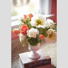 Easy Spring Centerpiece Ideas  Hgtv