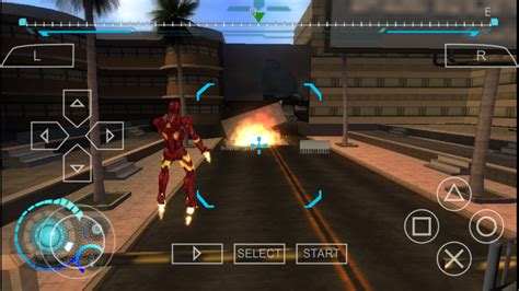 Iron Man 2 Psp Iso Free Download & Ppsspp Setting