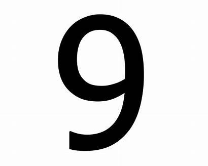 Number Number9 Numbers Transparent Purepng Pngimg Symbol