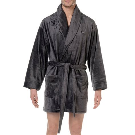 robe de chambre arthur robe de chambre homme courtelle courte