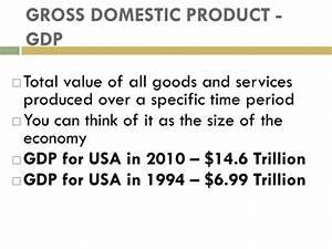 PPT - ECONOMIC INDICATORS PowerPoint Presentation - ID:2997734