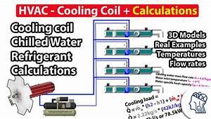 Hvac - Cooling Coil   Calculations  Ufe0f  Ufe0f  Ufe0f