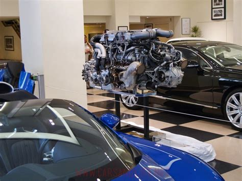 How Much Is A Bugatti Engine by Bugatti Veyron W16 Engine And Gearbox At Hr Owen