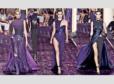 Atelier Versace Couture Fall 2014 Daily Front Row
