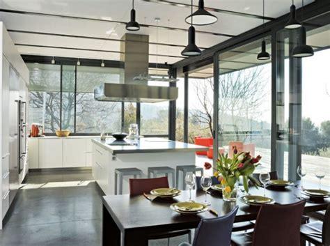 cuisine veranda aménager une cuisine dans une véranda travaux com