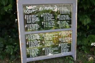 Idea Reception Wedding Seating Chart