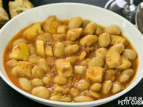 cuisiner un cassoulet recettes de cassoulet et haricots blancs