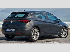 Opel Astra Hatchback 2018 Review Opel SA
