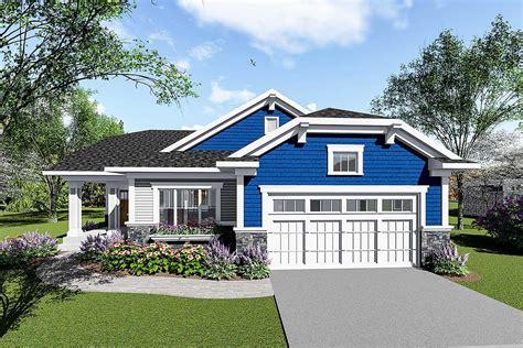 popular craftsman house plan ah architectural designs house plans