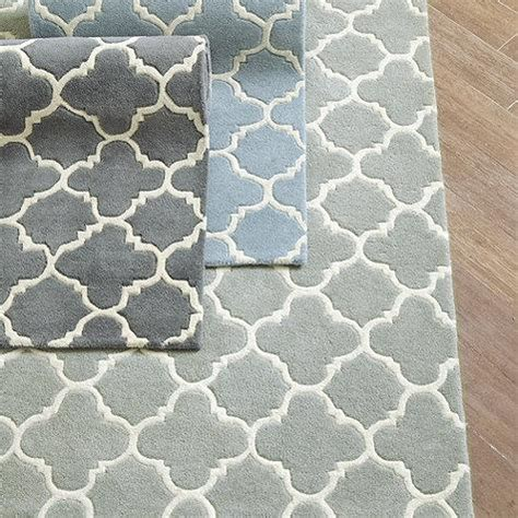 blue quatrefoil rug ehsani rugs