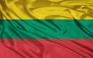 Bandera de Lituania fondos de pantalla Bandera de