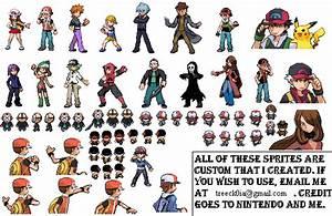 [TPPPark2 Aspect] Sprite yourself! Or a custom pokemon ...