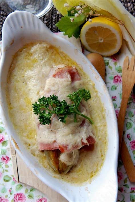 noix de muscade cuisine endives au jambon à la noix de muscade une recette de