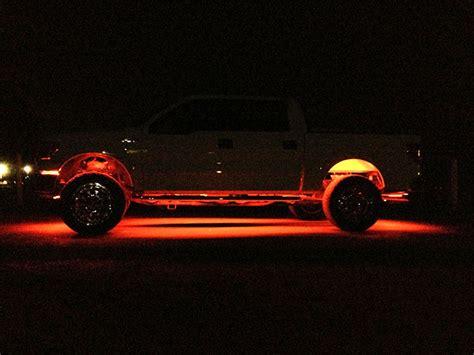 light strips for trucks interior and exterior truck lighting using led strip lights