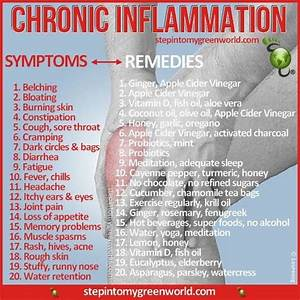 Chronic Inflammation Apple Cider Vinegar Laxative Remedy