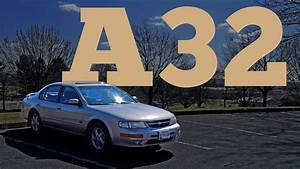 1999 Nissan Maxima A32  Regular Car Reviews