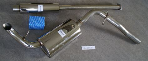 pictures volvo stainless steel exhausts mufflers