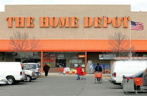 Man Allegedly Steals, Returns $11,000 Of Home Depot Items