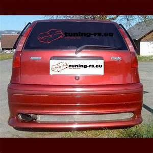 Fiat Punto Mk1 Rear Bumper Spoiler Tuning