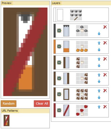 Minecraft Banner Recipes M