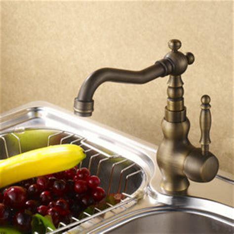 robinet cuisine cuivre centerset robinet de cuisine en cuivre antique r0406c
