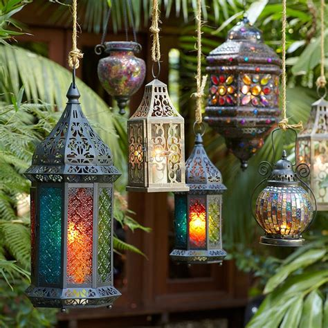 best 25 outdoor hanging lanterns ideas on