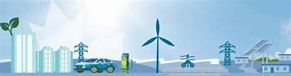 Infrastructure Canada Building Banner Smart Energy Clean